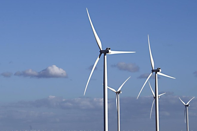 Complexo de Palmas II deve produzir 64 vezes mais energia do que a Usina Elétrica de Palmas. | Albari Rosa/Gazeta do Povo