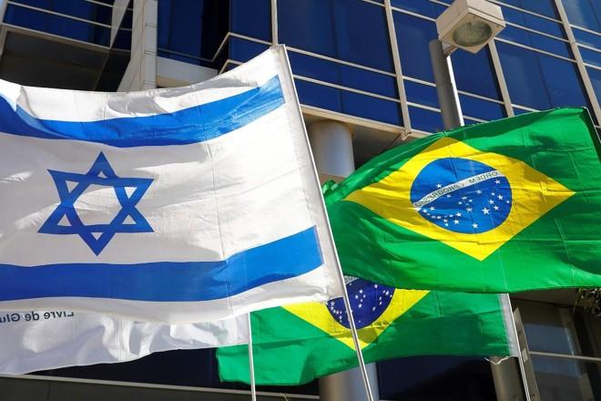 Novo governo anunciou que vai transferir embaixada brasileira em Israel de Tel-aviv para Jerusalém   JACK GUEZ/AFP