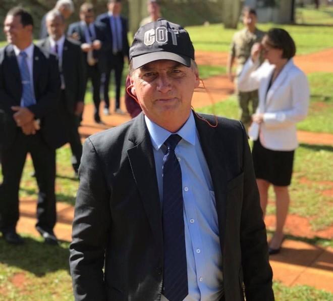   Jair Bolsonaro/Redes Sociais/Direitos Reservados