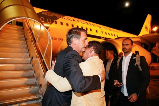 Fórum Econômico Mundial, em Davos, tem grande atenção aos novos posicionamentos do governo brasileiro | Alan Santos/PR
