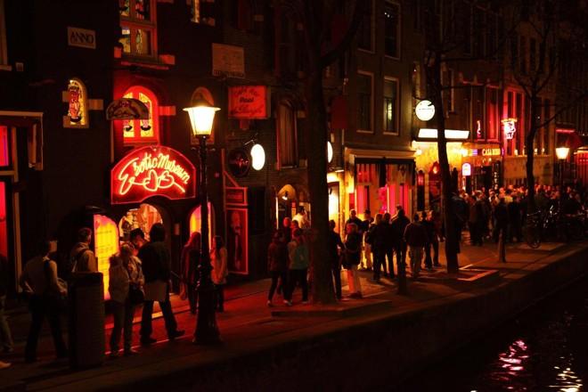 Área de prostituição em Amsterdã:Enquanto a demanda por compras sexuais existir, os traficantes irão preenchê-la com vítimas – mesmo que isso signifique usar coerção | Pixabay