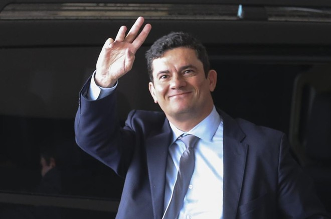 Moro deu adeus à Lava Jato em novembro. Agora, vaga dele já tem dono. | José Cruz/Agência Brasil