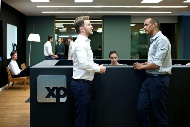 Escritório da XP Investimentos, em  São Paulo. | Divulgação XP/