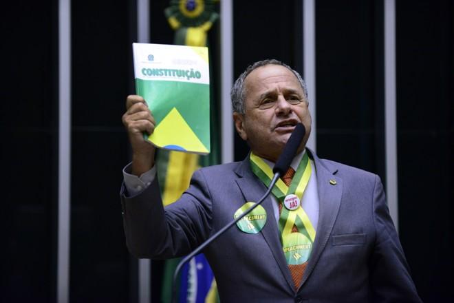 Carlos Manato (PSL-ES) | Nilson Bastian/Câmara dos Deputados
