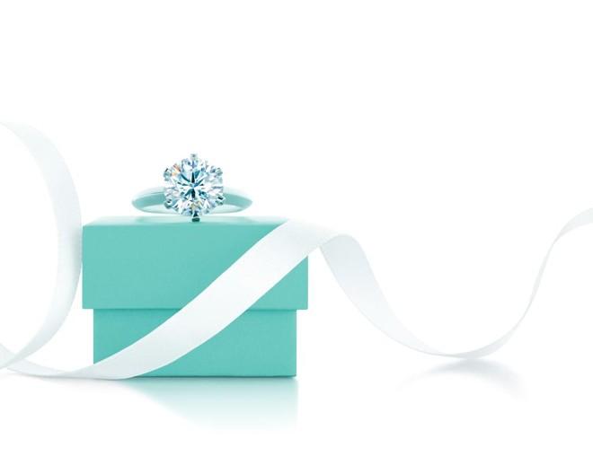 Na foto, uma joia da Tiffany&Co.   Divulgação/
