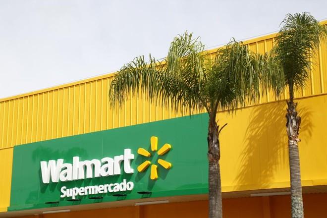 d21161e08 Unidade do Mercadorama do bairro Jardim das Américas, em Curitiba,  transformada em Walmart em