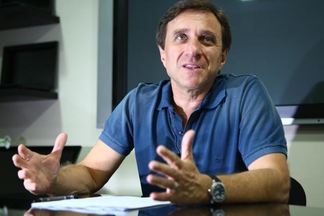 O presidente da Positivo Tecnologia, Hélio Rotenberg. | Ivonaldo Alexandre/Arquivo/Gazeta do Povo