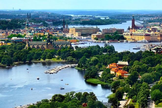 Estocolmo, capital da Suécia: alto padrão de vida não é fruto de políticas socialistas | Pixabay