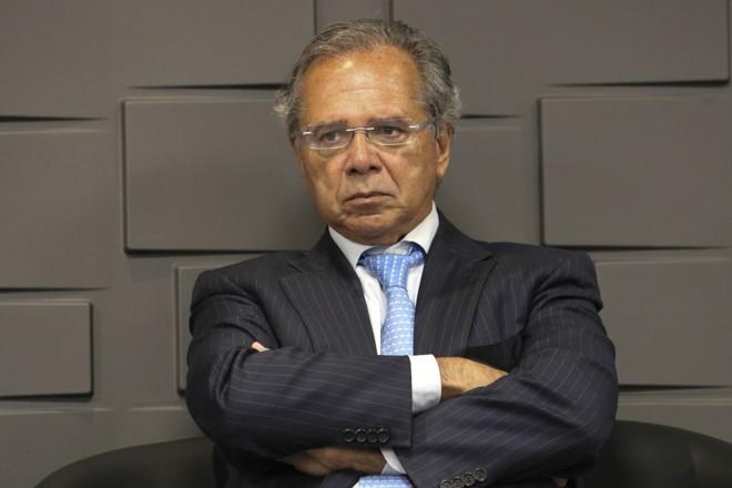 O ministro da Economia, Paulo Guedes, defende uma reforma da Previdência ampla e a venda de pelo menos 50 estatais que incham a máquina governamental. | Fabio Pozzebom/Agência Brasil