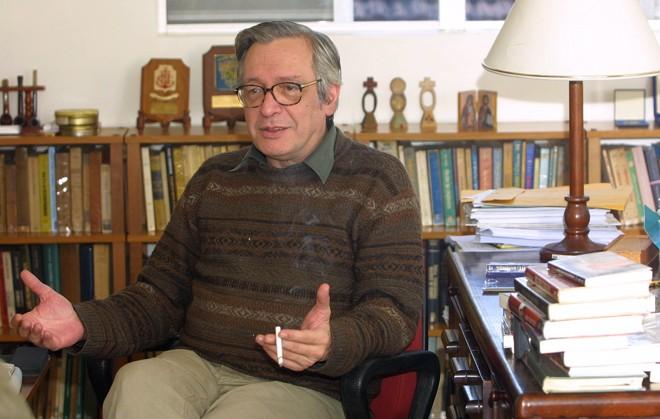 Olavo de Carvalho influenciou na escolha de dois ministros. | Rodolfo Bührer/Gazeta do Povo/Arquivo