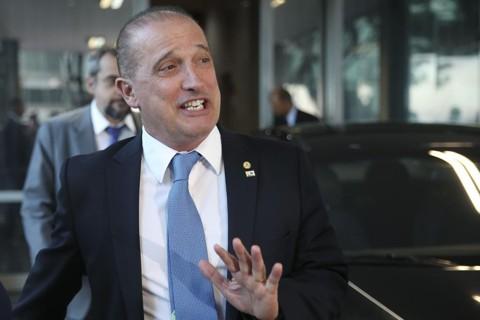 Decreto sobre posse de armas será publicado na próxima semana, diz Onyx Lorenzoni | Valter Campanato/Agência Brasil