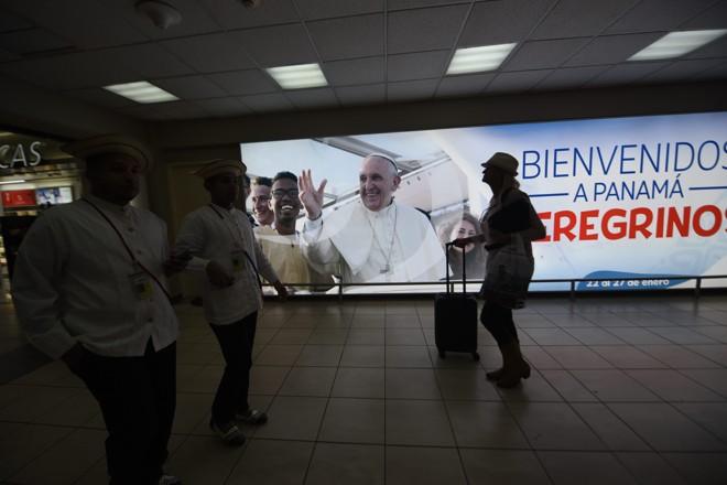   Johan Ordonez/AFP