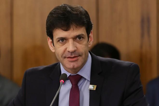 Álvaro Antônio nega as suspeitas levantadas pela reportagem. | Marcos Correa/PR