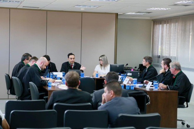 TJD-PR determinou fim da torcida única. | Marco Charneski/Tribuna do Paraná