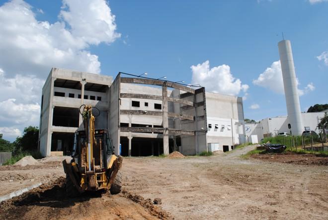 Obras do Hospital Erastinho devem ser concluídas em  15 meses | Divulgação/Hospital Erasto Gaertner