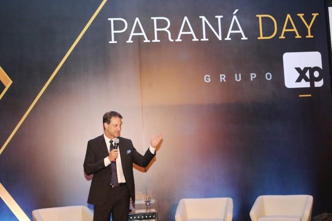 Presidente da Sanepar participou do Paraná Day nesta terça-feira (5)   Assessoria de Comunicação/Sanepar