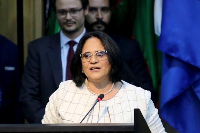 Ministra Damares Alves: defesa incondicional da vida | Wilson Dias/Agência Brasil