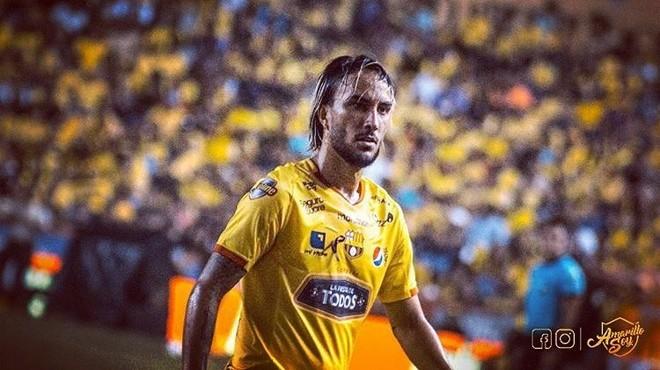 Inscrição irregular de colombiano Pérez foi a razão da punição ao Barcelona-EQU | Divulgação/Instagram