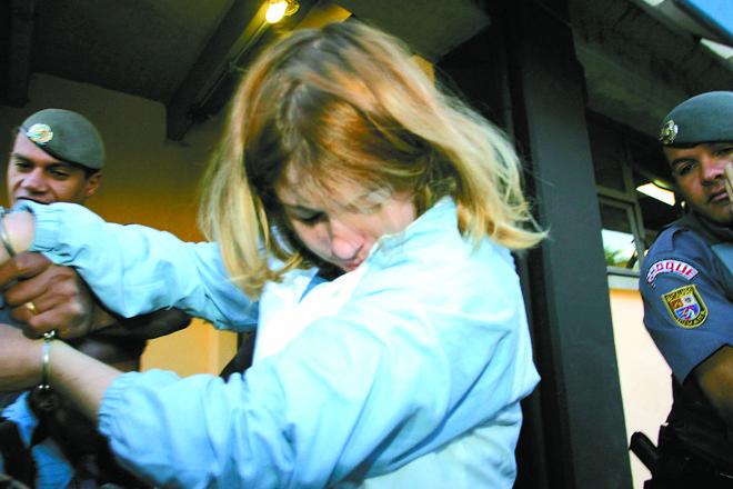 Suzane Von Richthofen em 2006. | Andre Porto/Folha Imagem/Arquivo