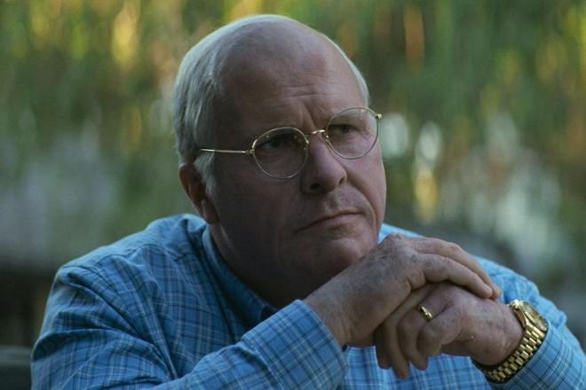 Christian Bale interpreta o ex-vice-presidente dos EUA Dick Cheney | Reprodução