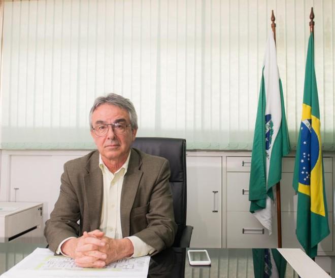 Ex-CEO do Coritiba em 2015, João PauloMedina visitou recentemente o estádio e CT do Athletico | Lucas Pontes/Gazeta do Povo