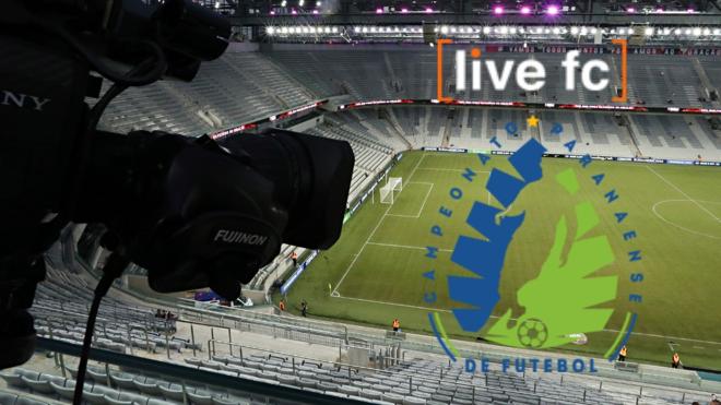 Paranaense 2019 terá jogos transmitidos por streaming. | /Gazeta do Povo