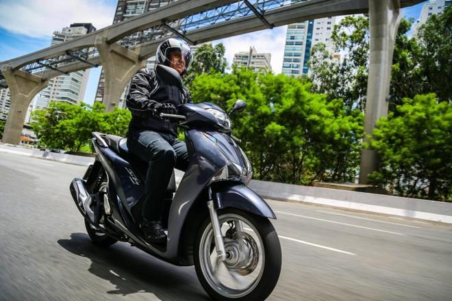 | Divulgação/Honda Motos