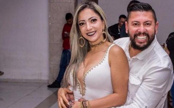 Casal Edison Brittes Jr e Cristiana Brittes, acusados da morte de Daniel, estarão no fórum nesta segunda-feira. | Reprodução Facebook/