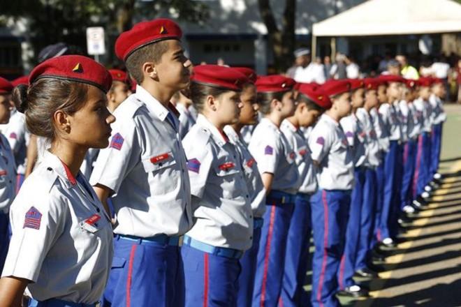 Se obter bons resultados, o programa poderá se estender para até 200 escolas do Distrito Federal | Divulgação/Colégio Tiradentes