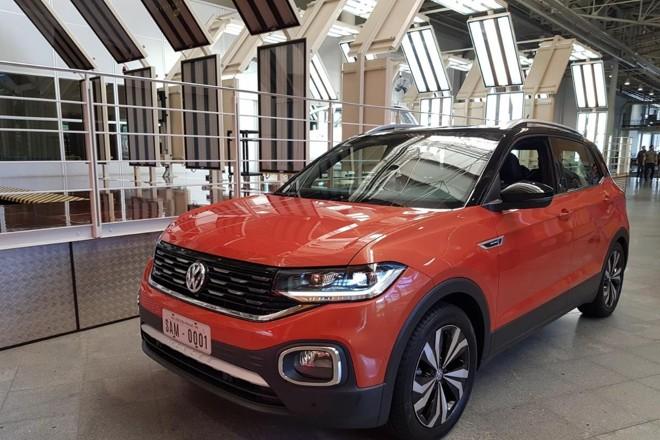 O principal lançamento da Volks nos últimos anos virá apenas com motorização turbo | Renyere Trovão/ Gazeta do Povo