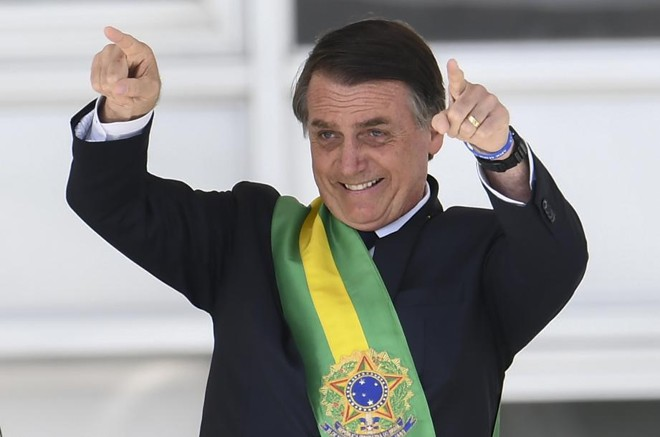 | Evaristo Sa/ AFP