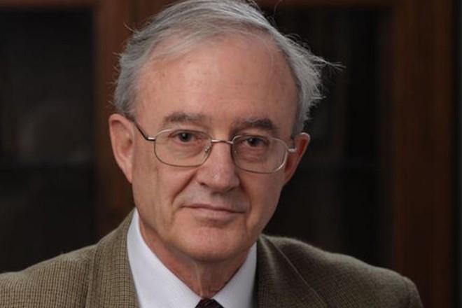 John Finnis: perseguido pela militância   MATT CASHORE/Divulgação/Universidade de Notre Dame