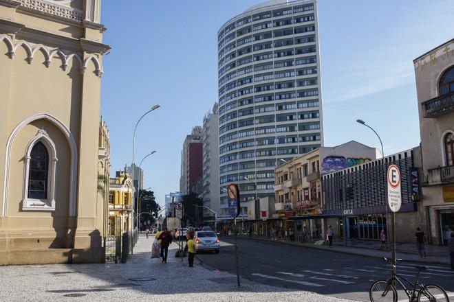 Curitiba em 2019 | Cassiano Rosario/Gazeta do Povo