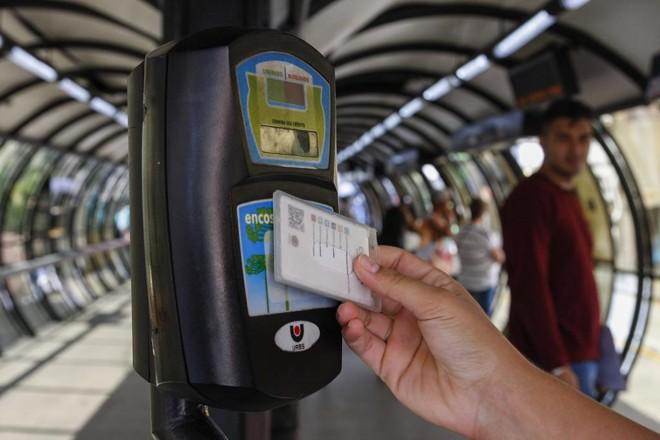Valor da passagem passa de R$ 4,25 para R$ 4,50. | Cassiano Rosario/Gazeta do Povo
