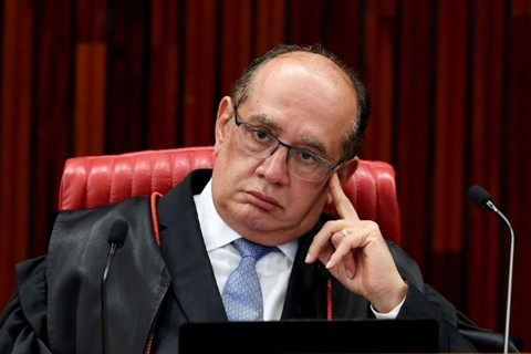 Ministro do STF Gilmar Mendes | AFP