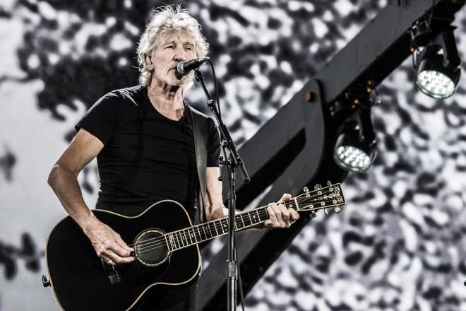 O músico britânico Roger Waters | Leticia Akemi/Gazeta do Povo