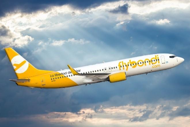 Flybondi ganha autorização para voar no Brasil   Divulgação/