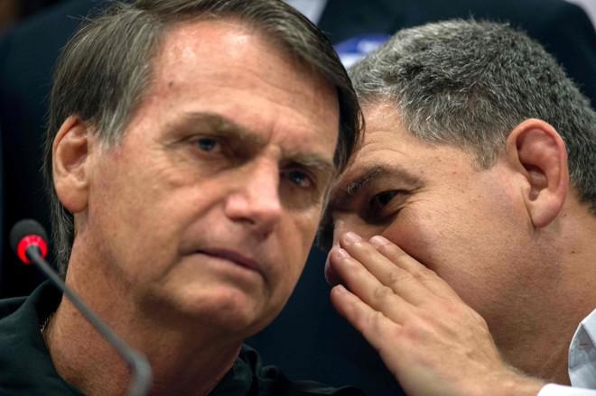 | MAURO PIMENTEL/AFP