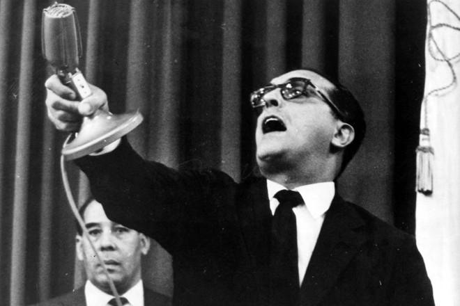 O que é a UDN, partido de Carlos Lacerda e que pode ser dos Bolsonaro