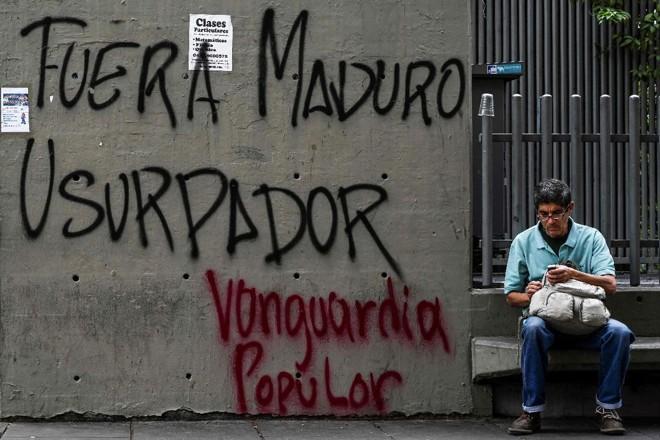 | JUAN BARRETO / AFP