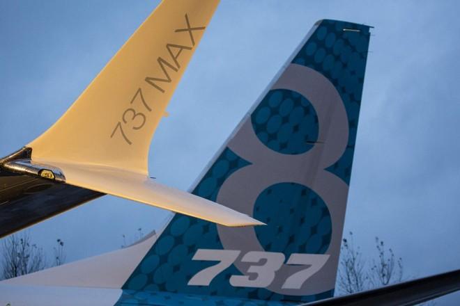 737 Max 8 da Boeing teve dois acidentes fatais em pouco mais de quatro meses | David Ryder/Bloomberg