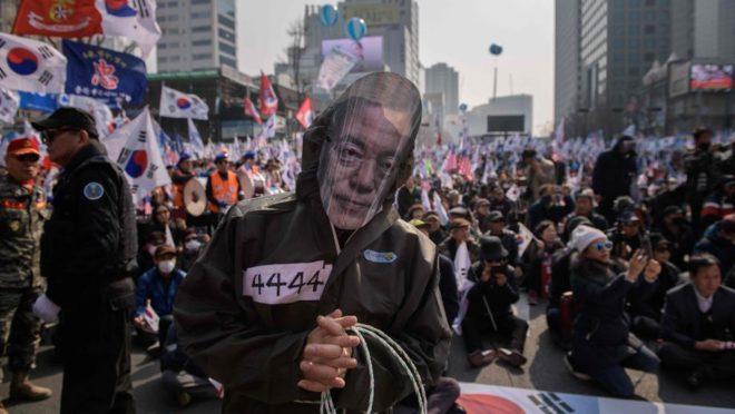 protestos-contra-moon-coreia-sul