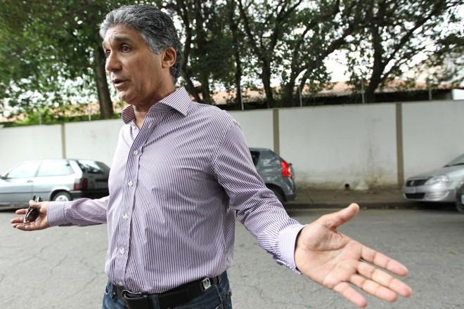 Paulo Vieira de Souza, o Paulo Preto: suposto operador do PSDBdeve ser alvo de CPIna Assembleia Legislativa de São Paulo . | ROBSON FERNANDJES/
