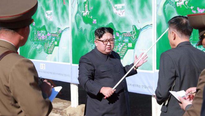 Kim Jong-un, ditador da Coreia do Norte