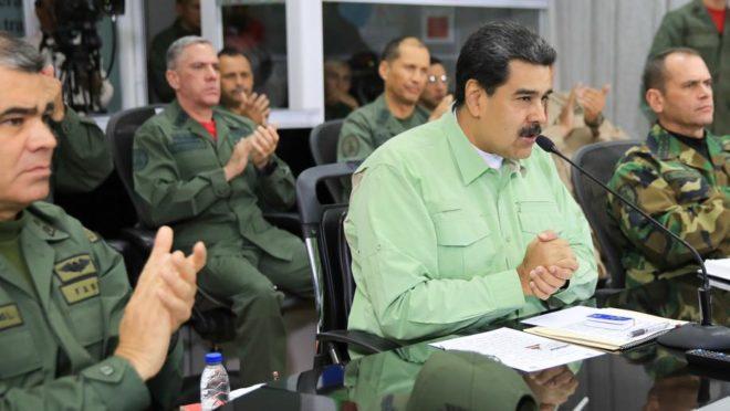 Nicolás Maduro, ditador da Venezuela