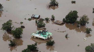 Ciclone Idai atinge sul da África