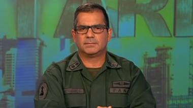 General Carlos Rotondaro, ex-chavista