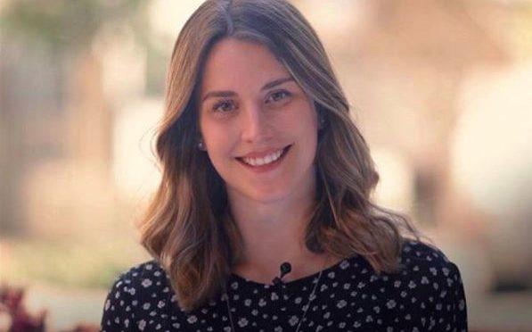 A consultora financeira Bettina Rudolph. (Foto: Reprodução)