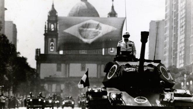 Parada militar de 07/09/1972