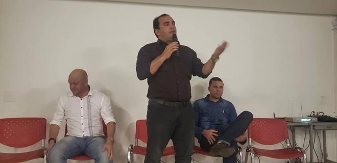 Delegado Marcelo Freitas (PSL-MG), relator da reforma da Previdência na CCJ da Câmara. | Reprodução/Facebook